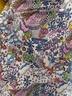 卡通印花梭織磨毛布日式浴衣連包裝袋