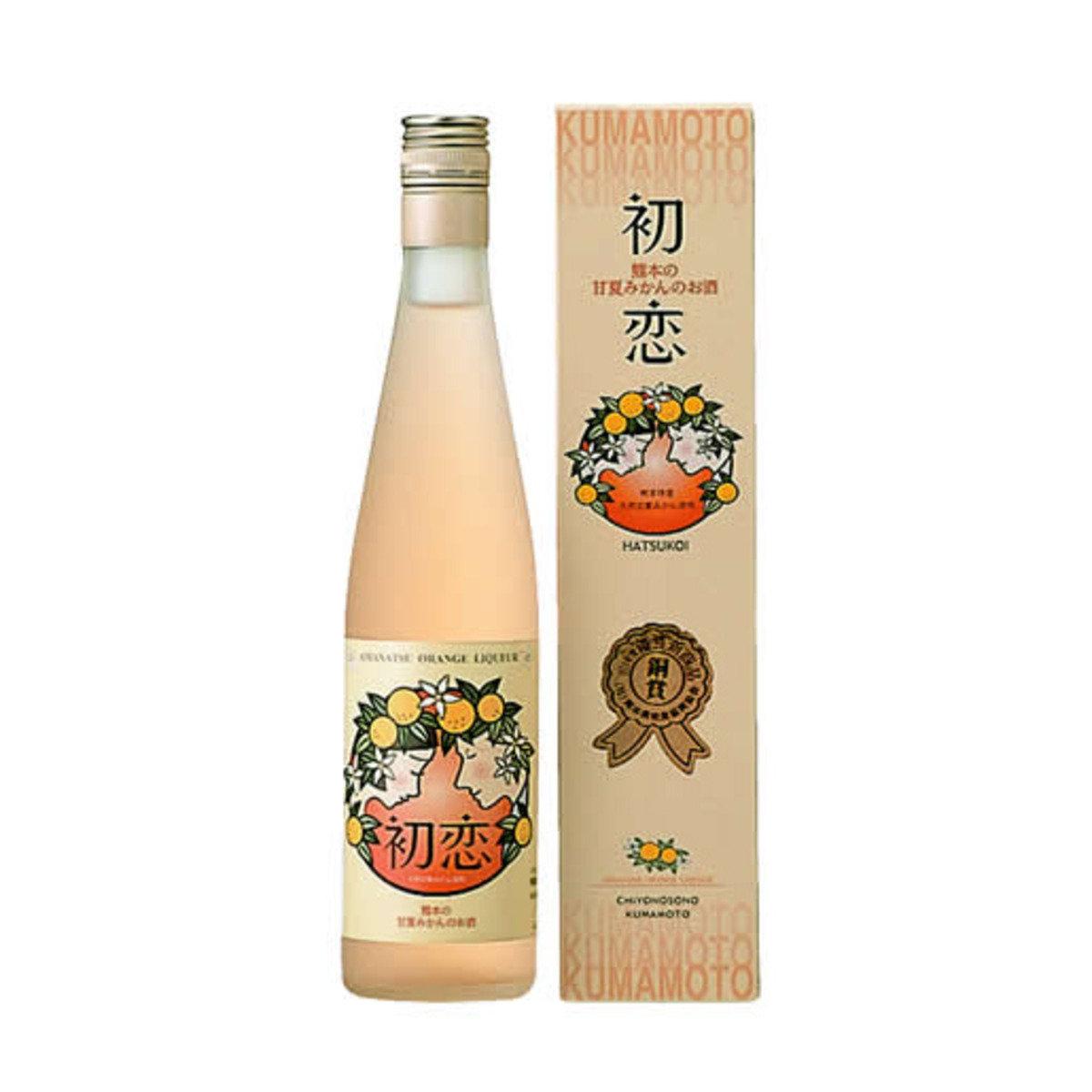 熊本 甘夏甜酒 '初戀' (500毫升)
