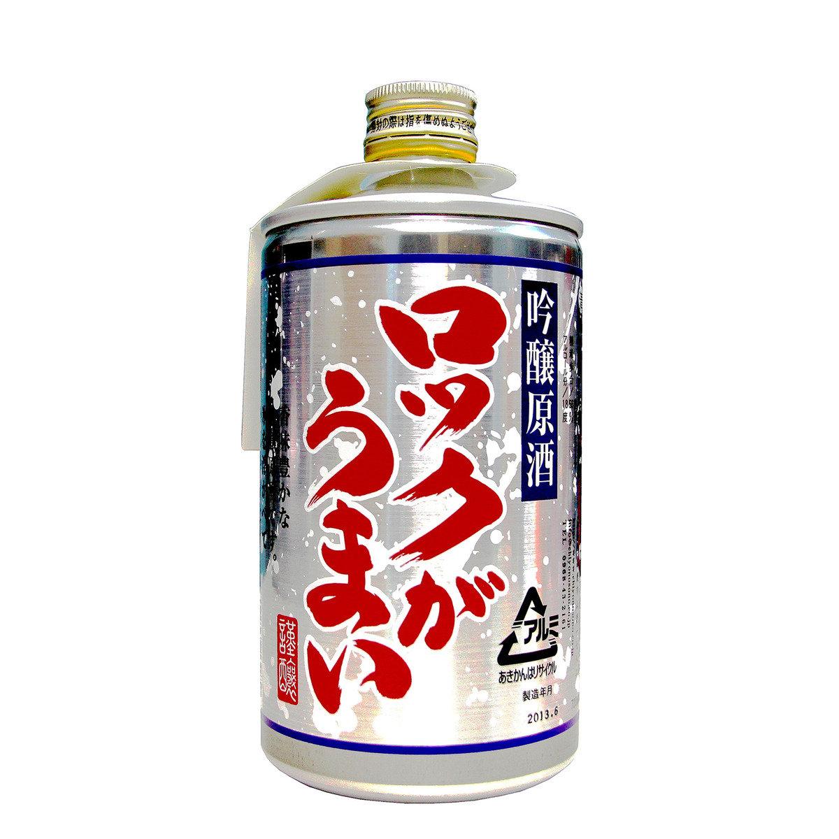 熊本 吟釀原酒 'On-Rock' (720毫升)