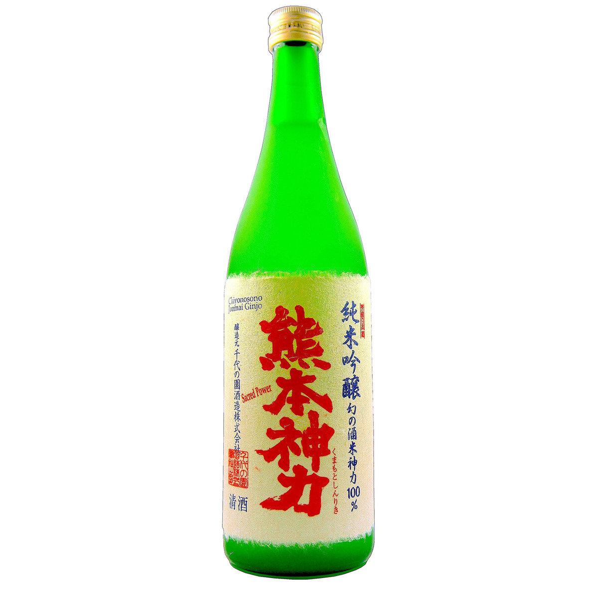 熊本 純米吟釀 '熊本神力' (720毫升)
