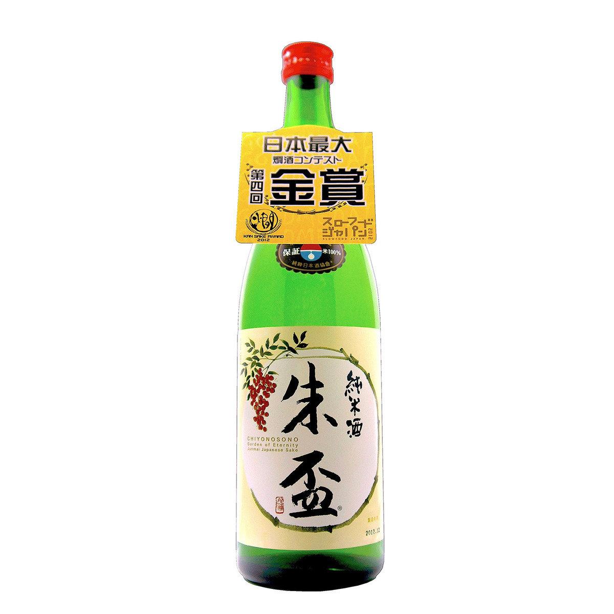 熊本 純米酒 '朱盃' (720毫升)