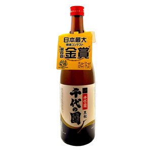 Chiyonosono - 上選 黑松 '千代之園' (720毫升)