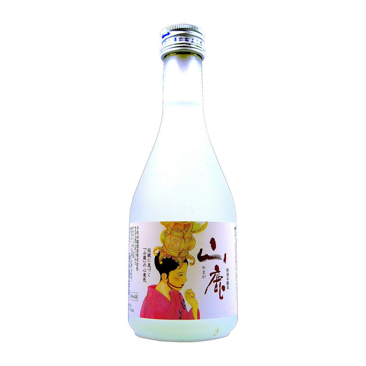 特別本釀造 '山鹿' (燈籠娘) (300 毫升)