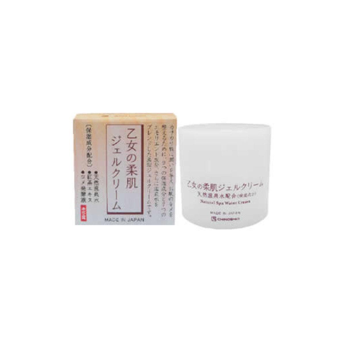 熊本 地之鹽 天然溫泉水保濕面霜(30克)