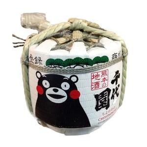 Chiyonosono - 熊本熊 X 千代黑松菰樽 1800ml