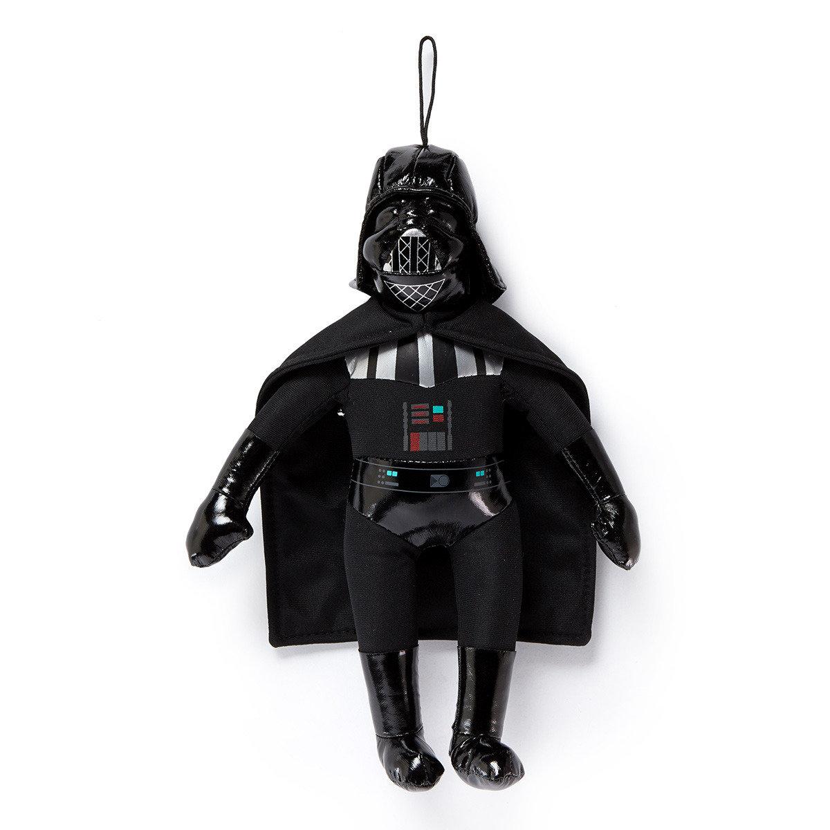 星球大戰 12 吋毛質散子包(黑武士 Darth Vader)