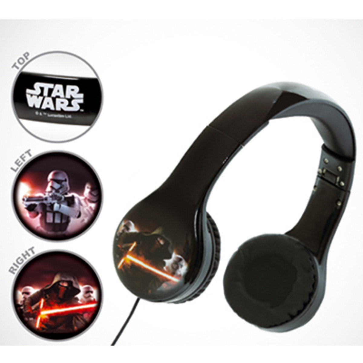 Star Wars耳機