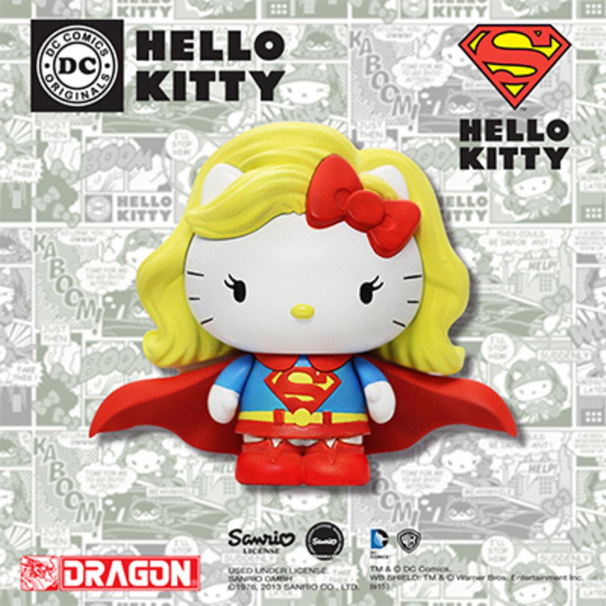 Hello Kitty x DC Comics系列 - 女超人