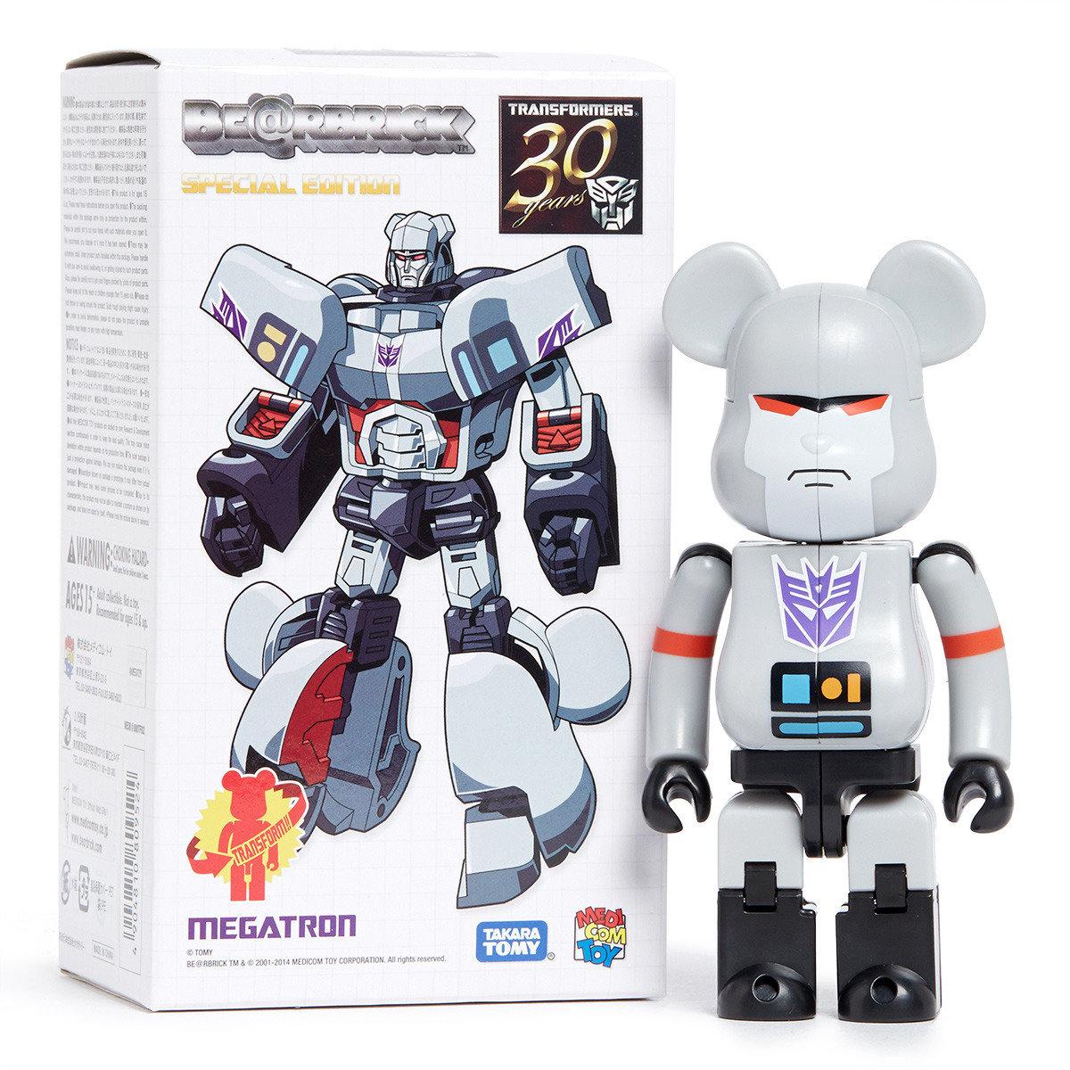 Be@rbrick x Transformers: MEGATRON