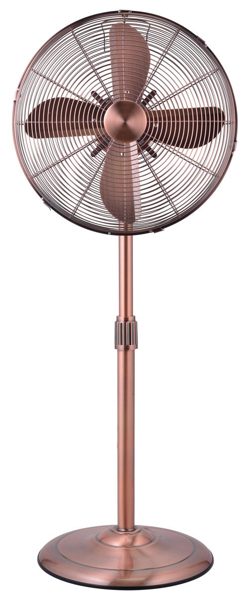 金屬座地扇 (16吋)(古銅色設計) SK-FD40M