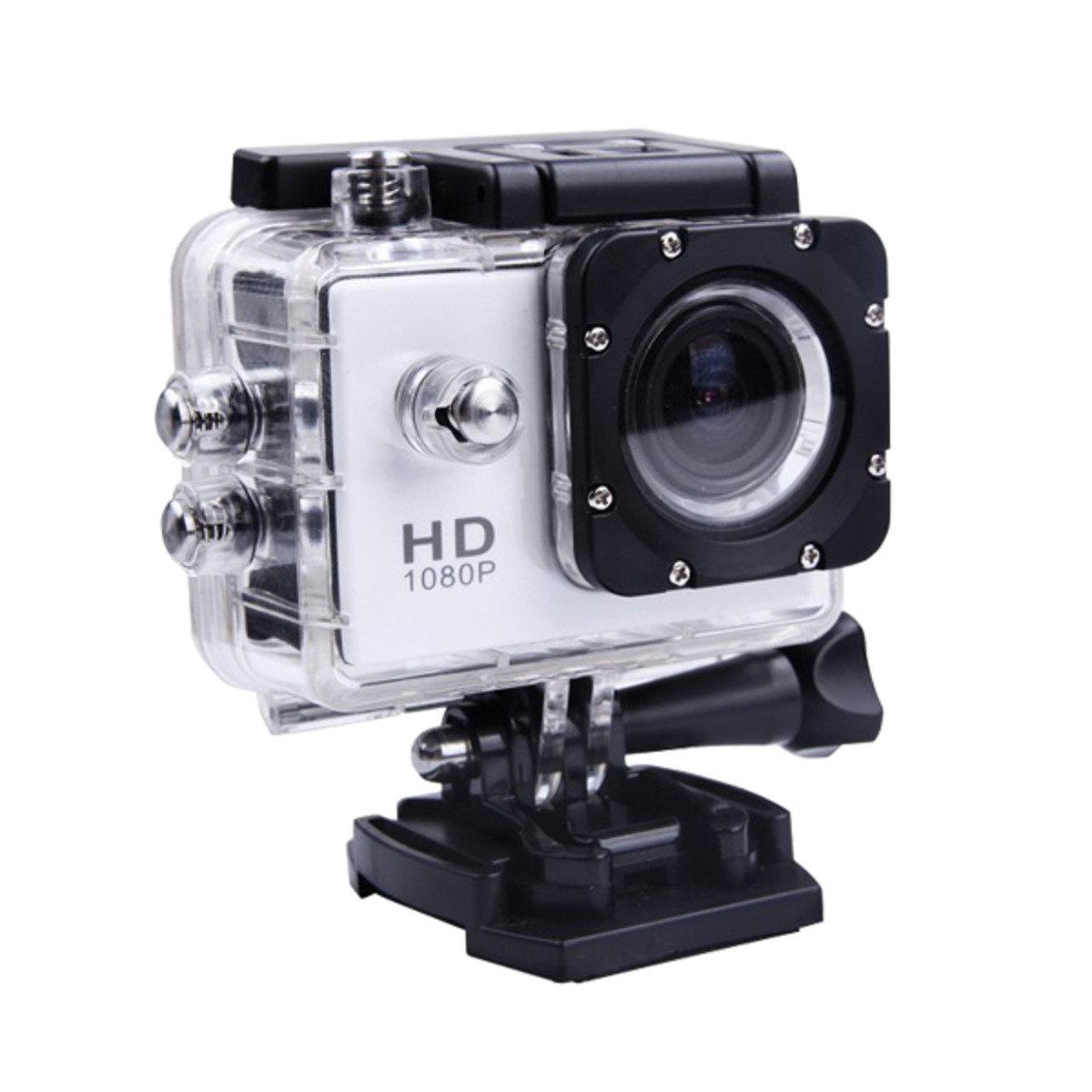 日本TSK WIFI高清潛水鏡DVR5S 銀色 ASW0001