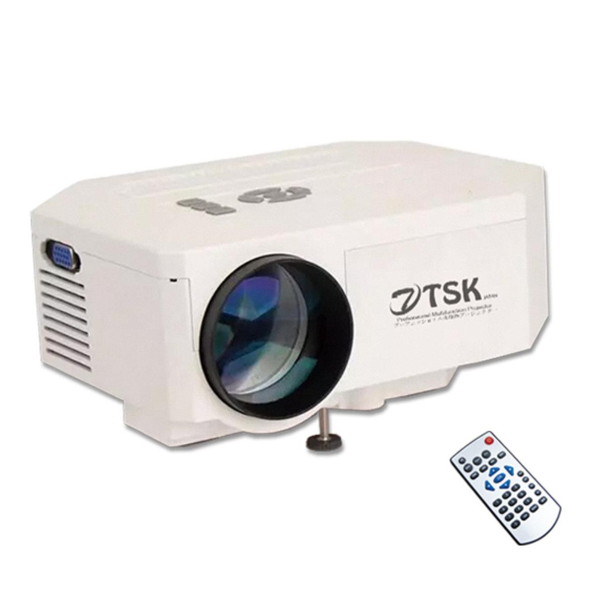 日本TSK P70專業多功能高清投影器 白色 ASW0003