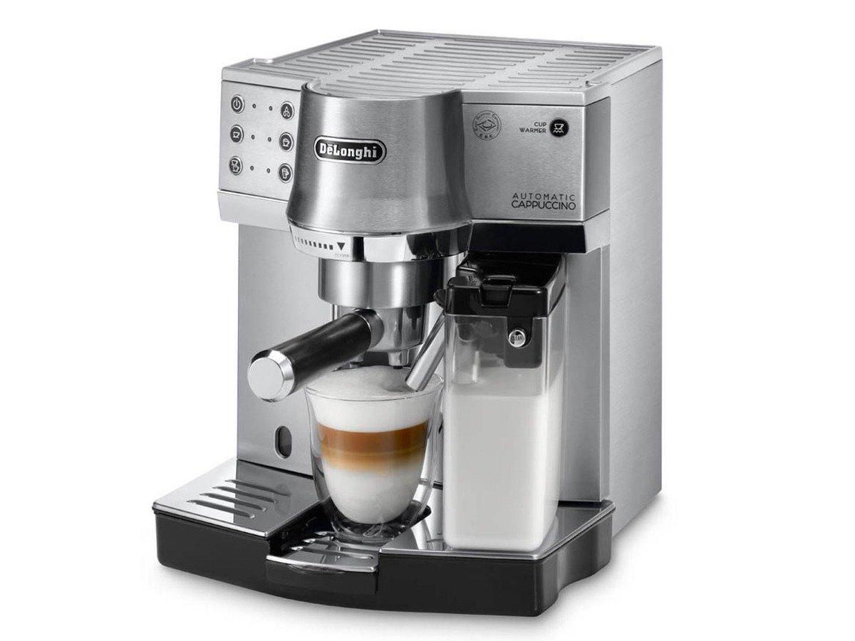 優雅方便咖啡機 (備有自動打奶功能), EC860.M