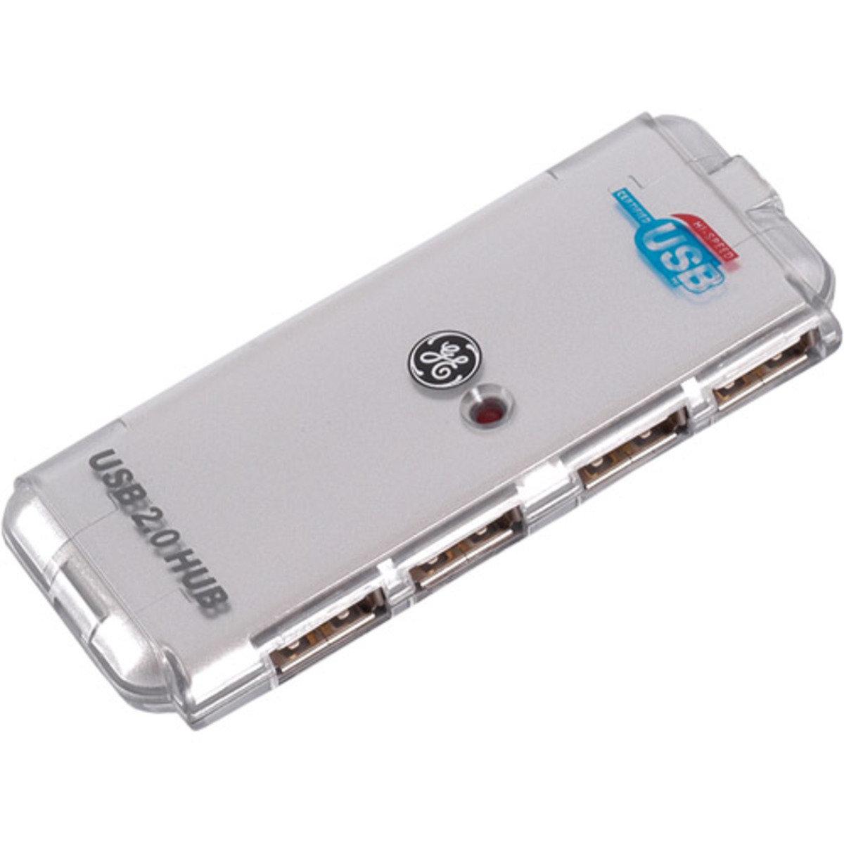 GE美國通用USB HUB, GE68751