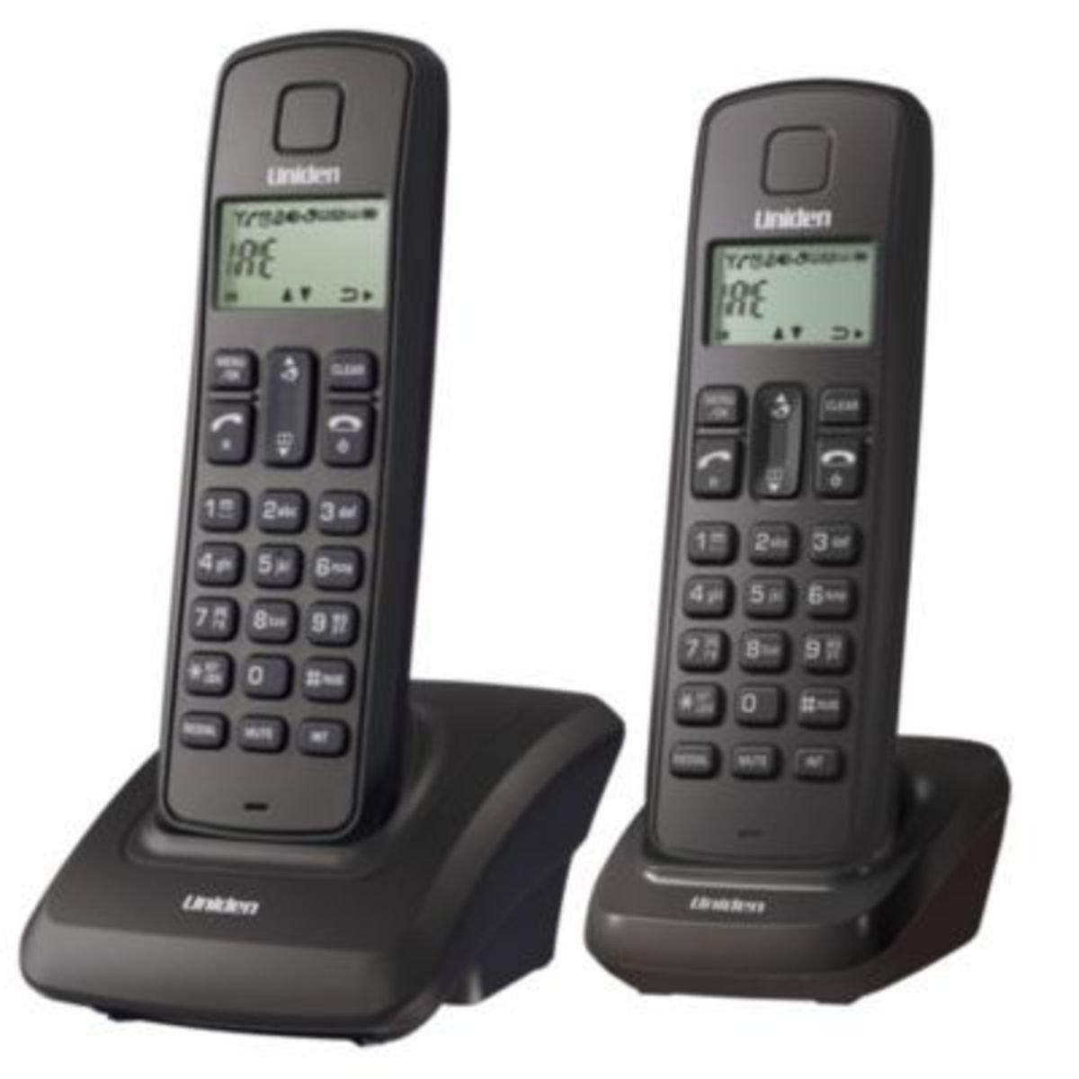 Uniden日本1.8 GHz數碼子母無線電話, Reveal 1260-2