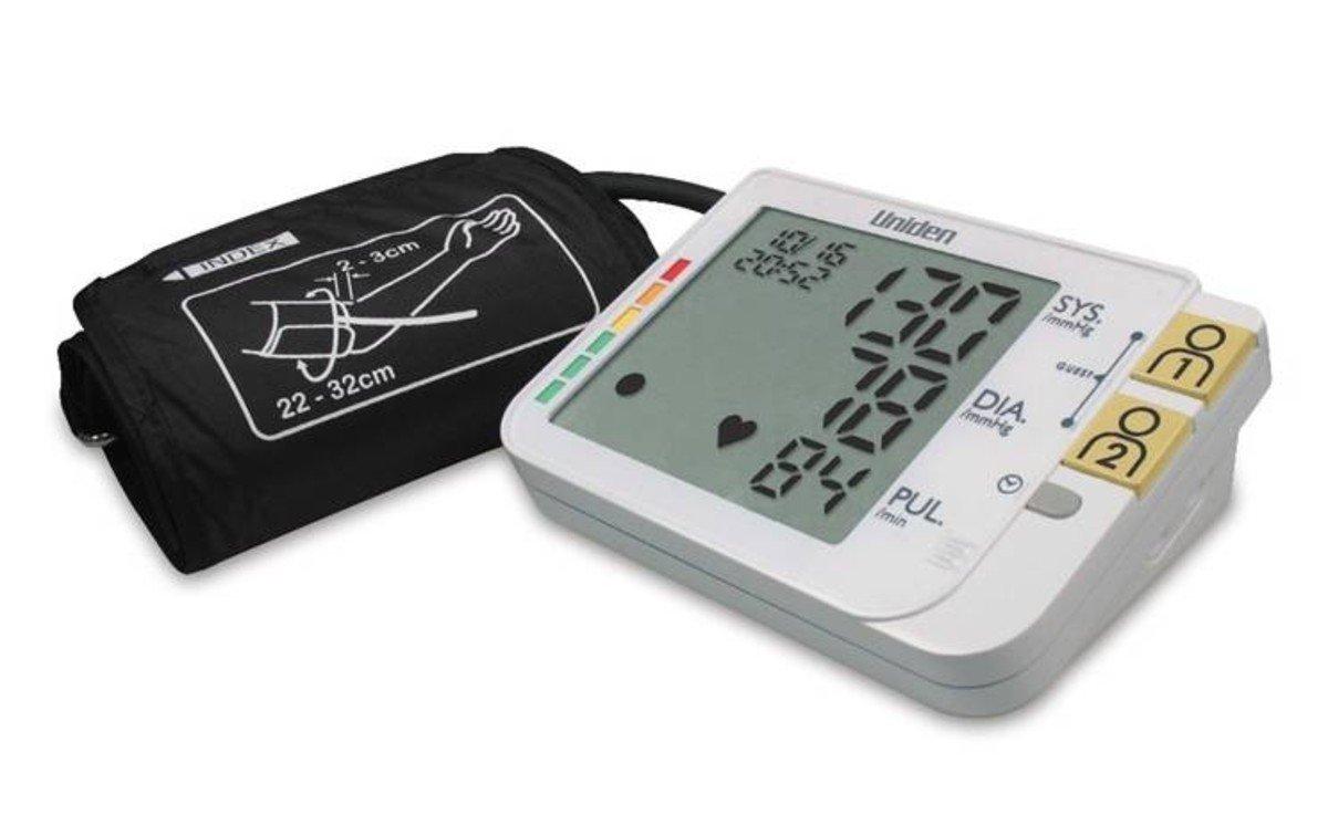 Uniden日本 上臂式電子血壓計  , AM2301