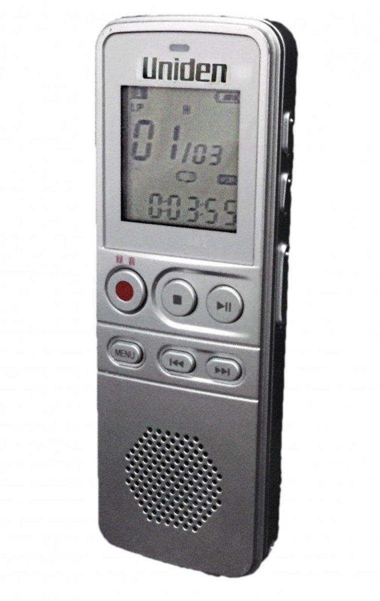 Uniden日本 8GB錄音筆 , AA1103