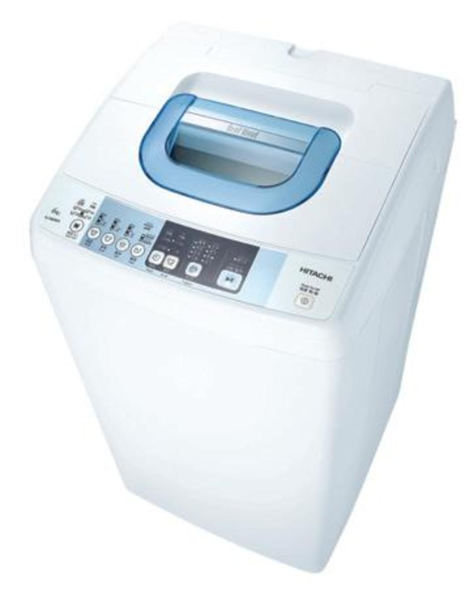 日式全自動洗衣機 (6公斤/850轉) AJS60WX
