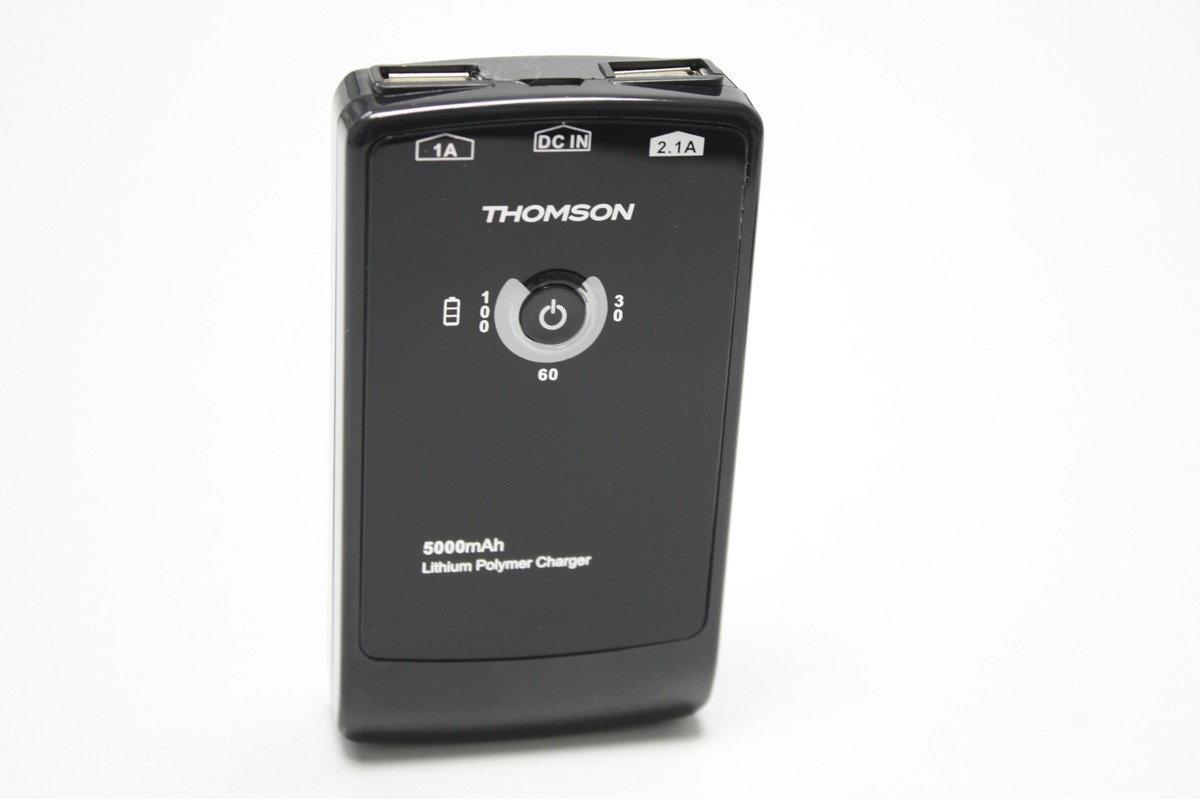 5000mAh 流動充電器, TH-TDP33004 黑色