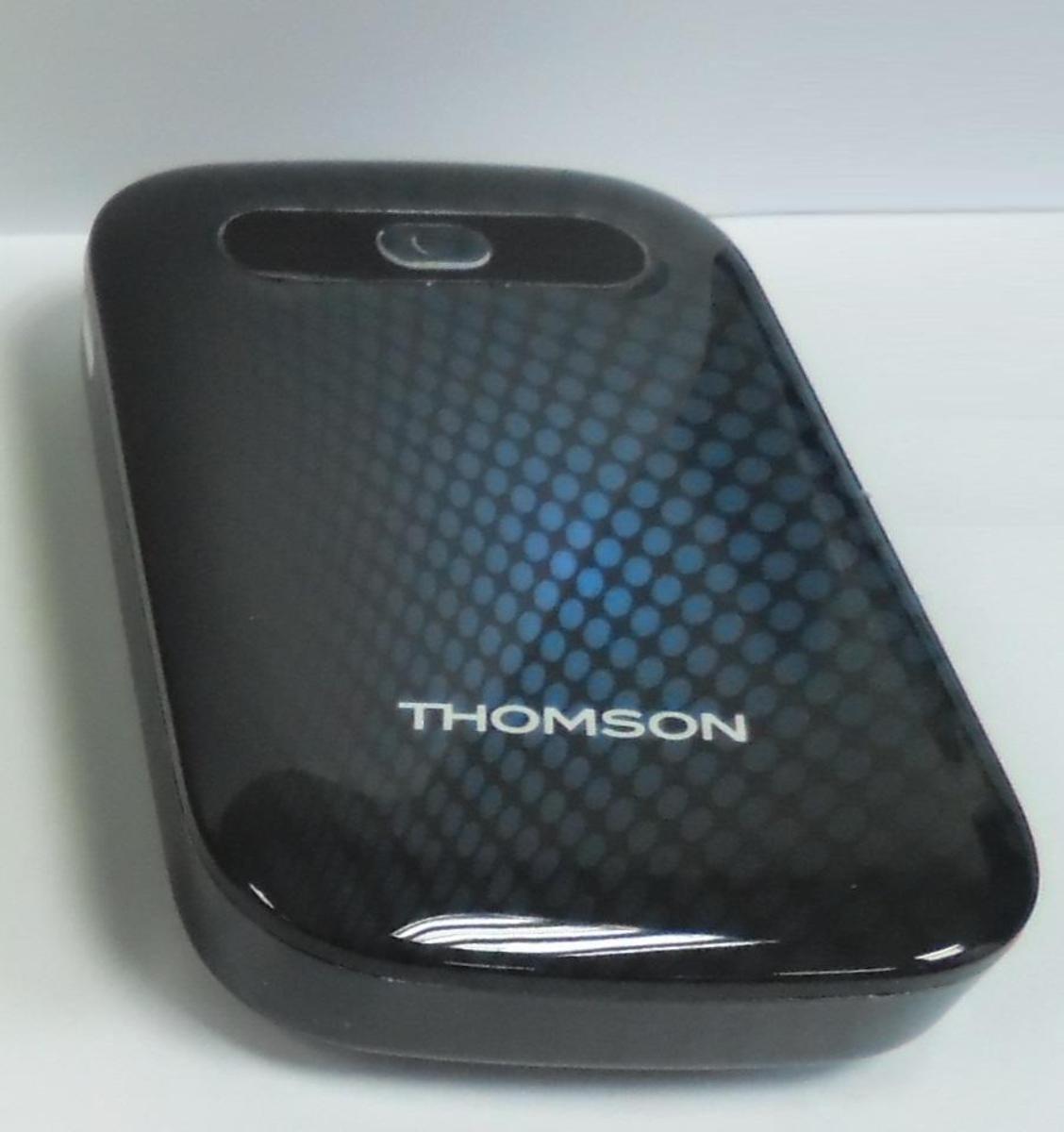7800mAh 流動充電器, TH-TDP33008 藍色