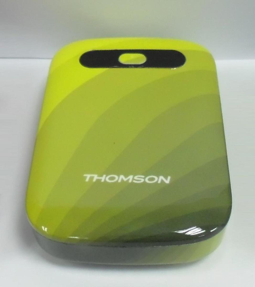 7800mAh 流動充電器, TH-TDP33008 黃色