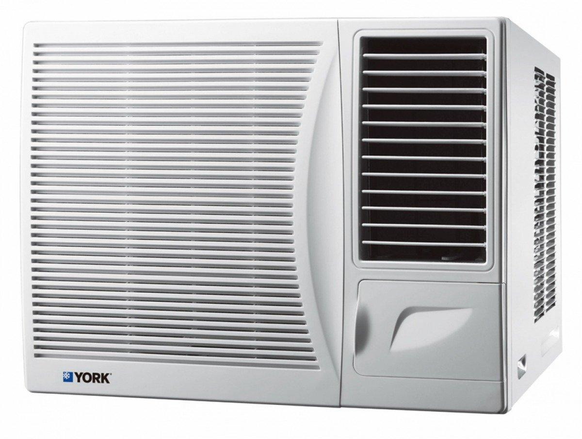 約克1.5匹窗口式冷氣機 YC12GA