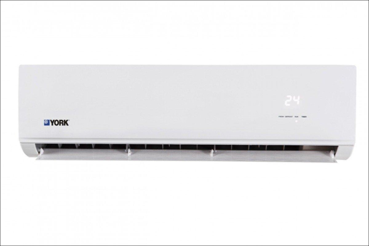 約克 2.5匹淨冷掛牆分體式冷氣機 YEXC24