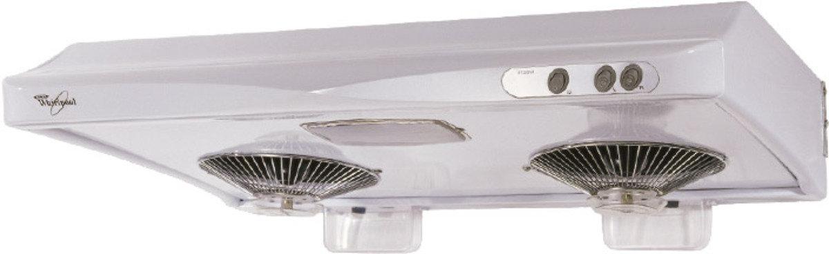 抽油煙機 (710毫米闊/白色) VE28W