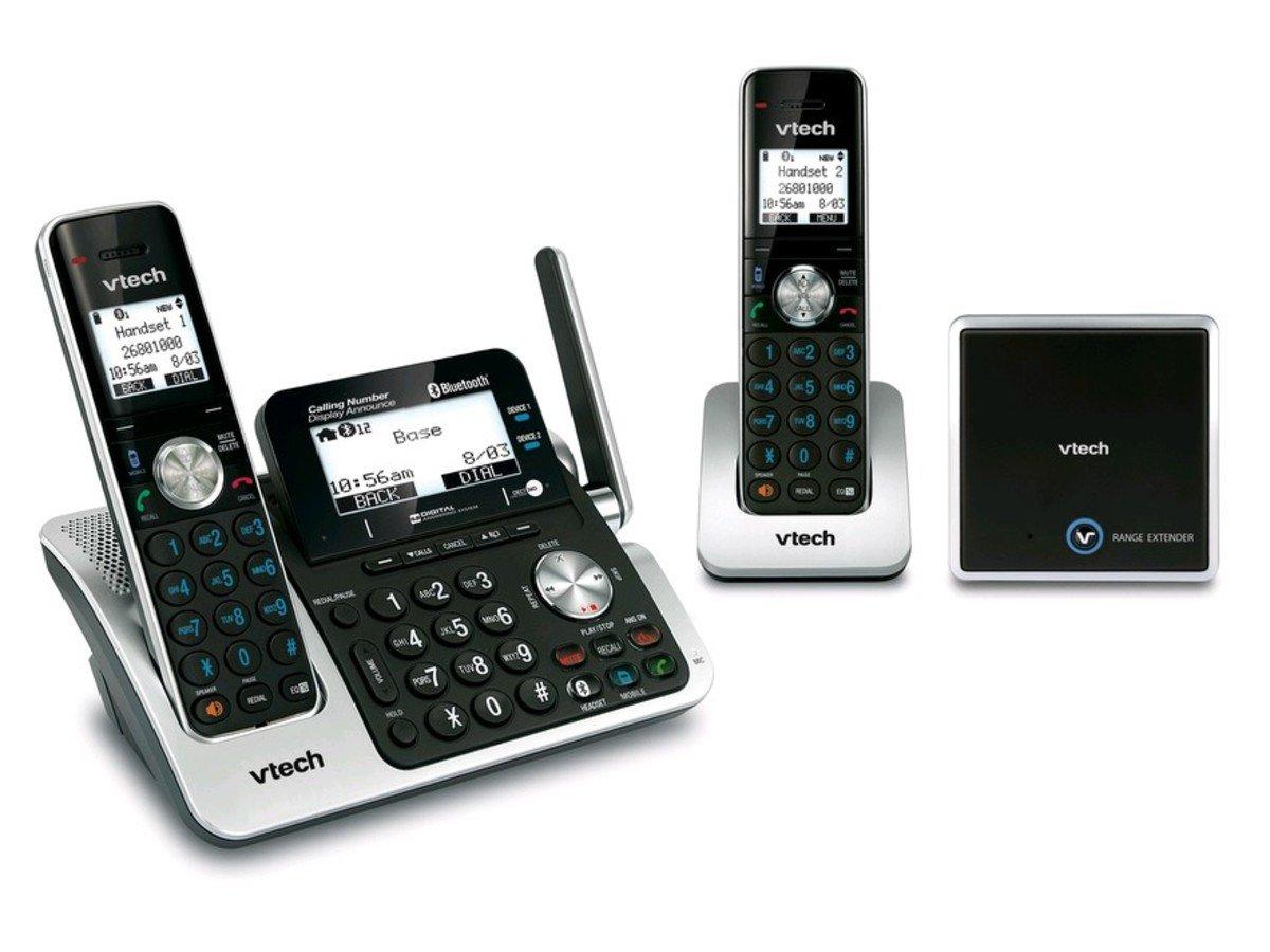 Vtech 偉易達室內無線電話,DS8141R-2