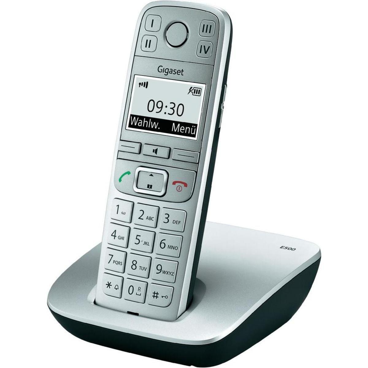 德國製室內無線電話 E500