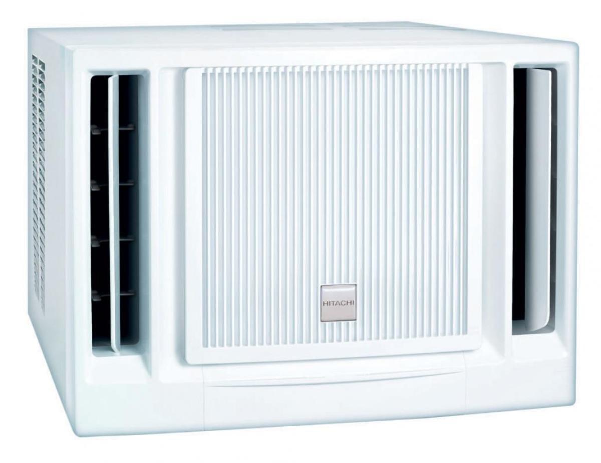2匹小涼伴窗口式冷氣機 日立 RA18LF