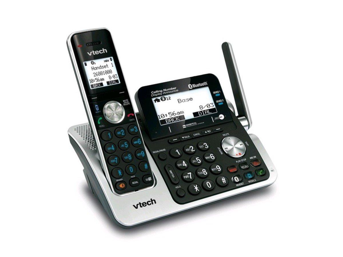 Vtech 偉易達室內無線電話,DS8141