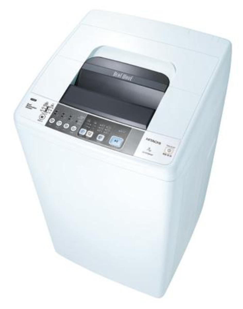 日式全自動洗衣機 (7.5公斤/850轉) AJS75TX