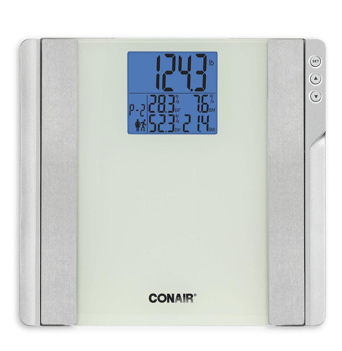 體重分析玻璃電子磅 C721H