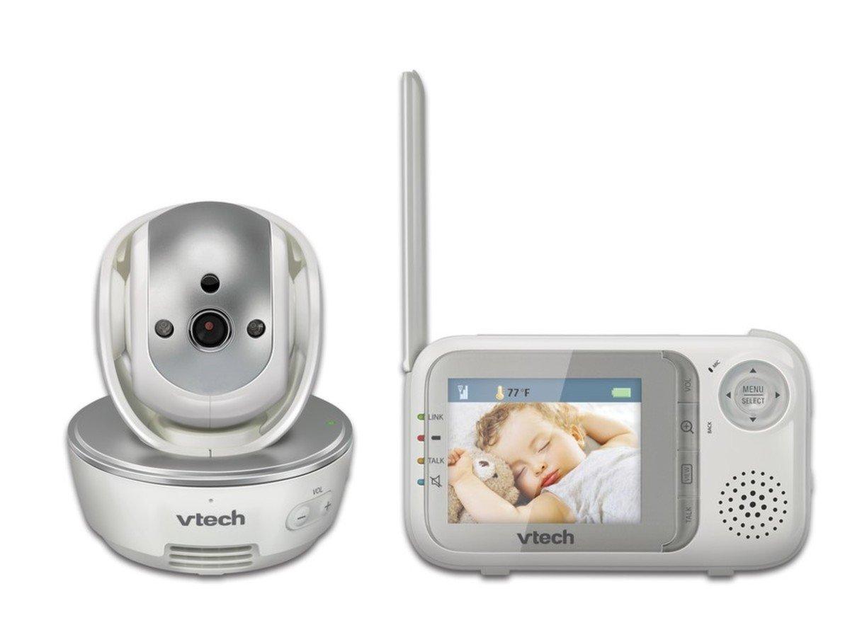 Vtech 全彩色多角度數碼視像及話音嬰兒監察器,BM3500
