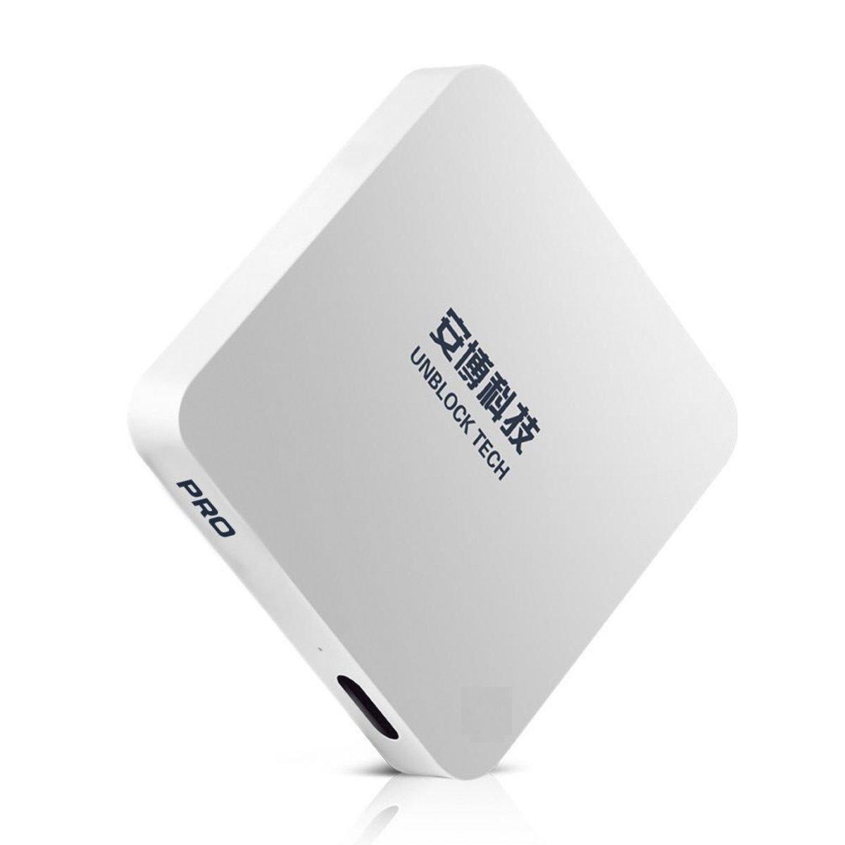 Unblock Tech Unblock Ubox Upro 2 16g 4k Hdmi 1080p Hk Hktvmall