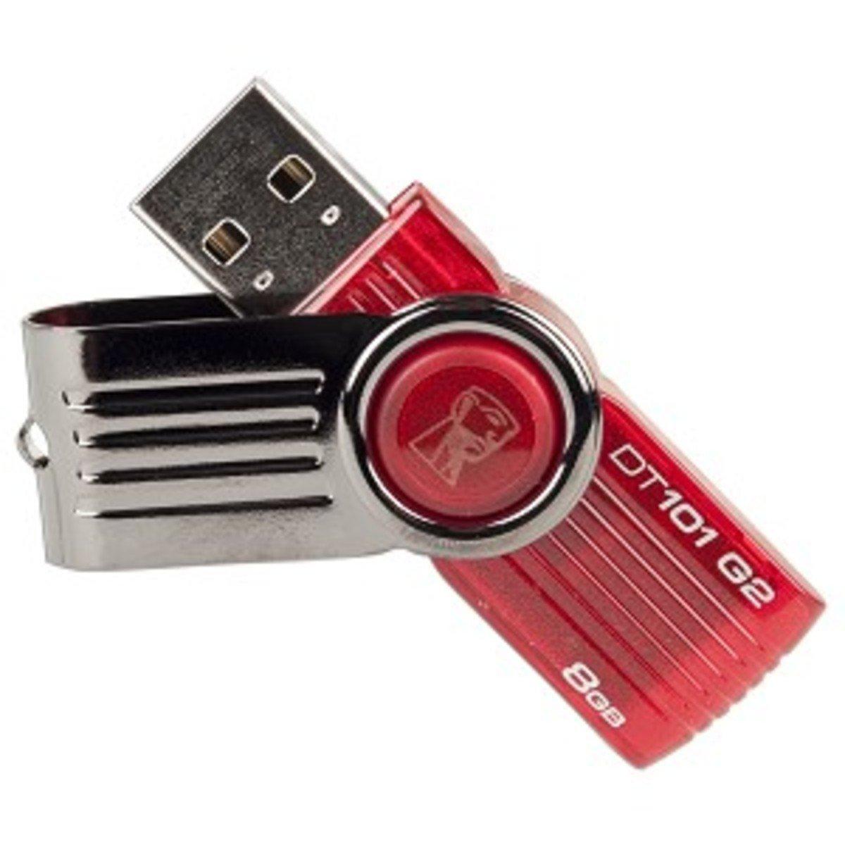 DataTraveler 101 G2 USB2.0 - 8GB