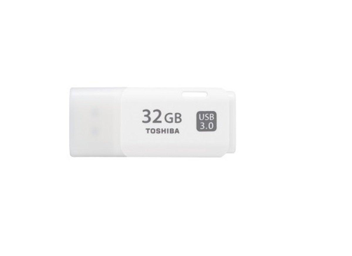 U301 USB3.0 記憶手指 32GB
