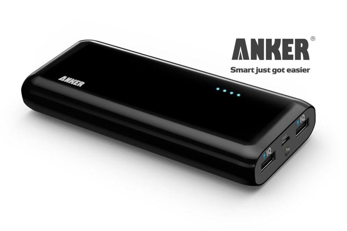 Anker 2nd Gen 16000mAh Astro E5 智能外置充電器