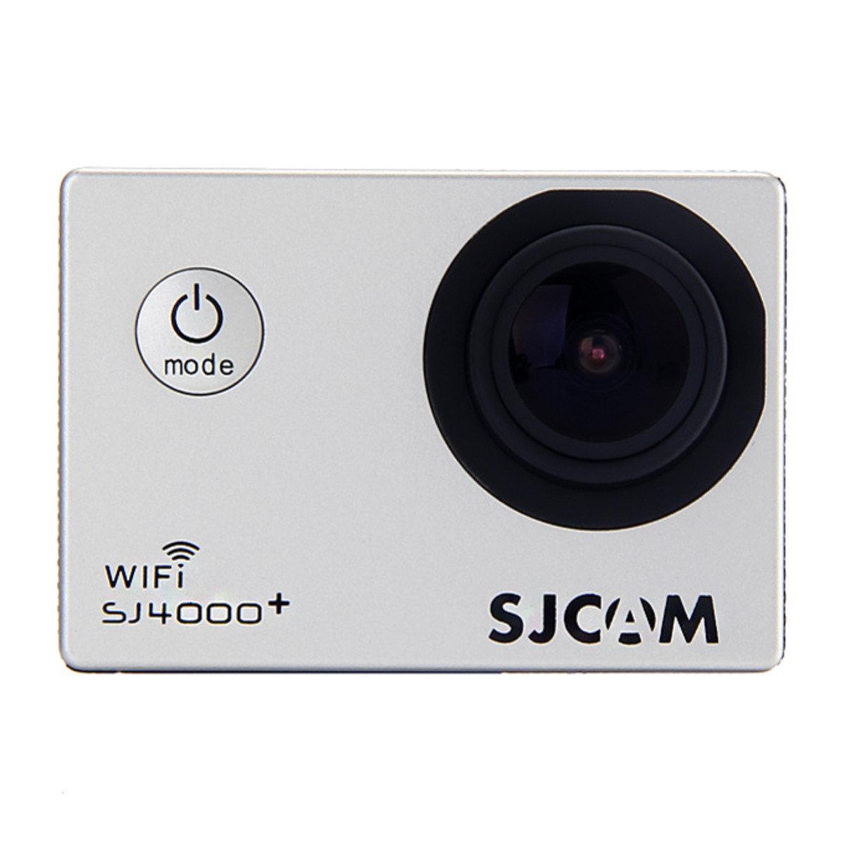 SJ4000+ 高清1.5寸屏幕微型防水運動攝像機-(WIFI)