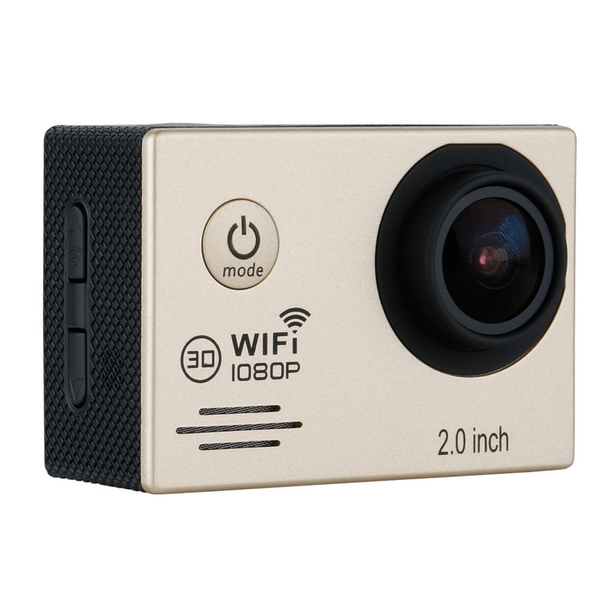 SJ6000+ 高清2.0寸屏幕微型防水運動攝像機-(WIFI)