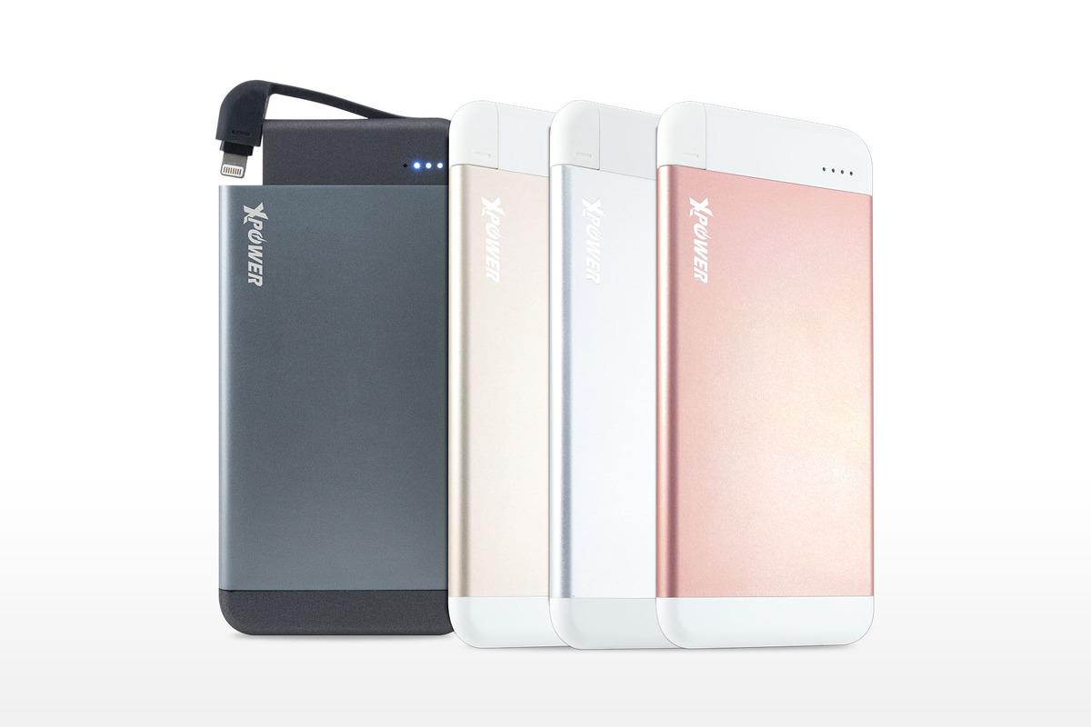 X4L 7.5mm 超薄蘋果專用高速外置充電器
