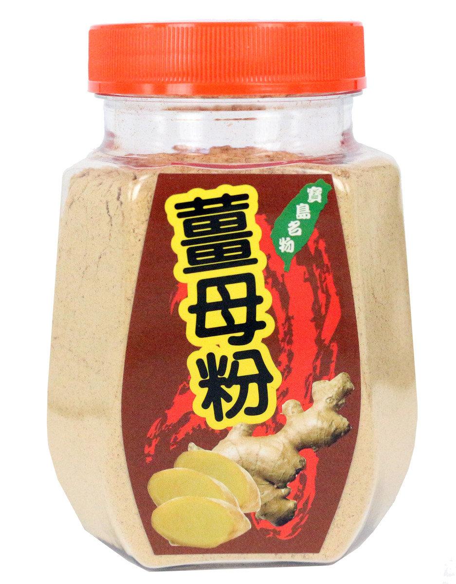 薑母粉(罐裝)