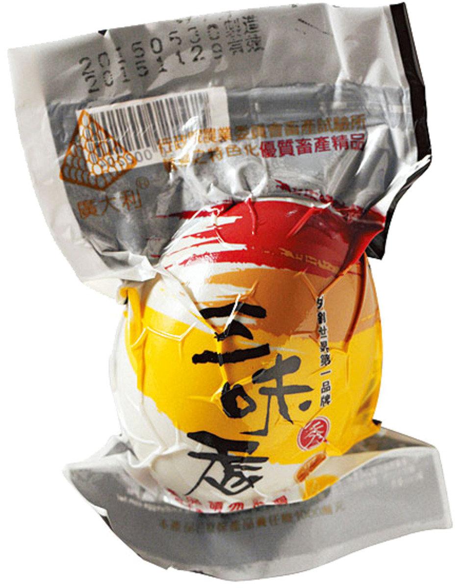 三味香秀彩蛋8入