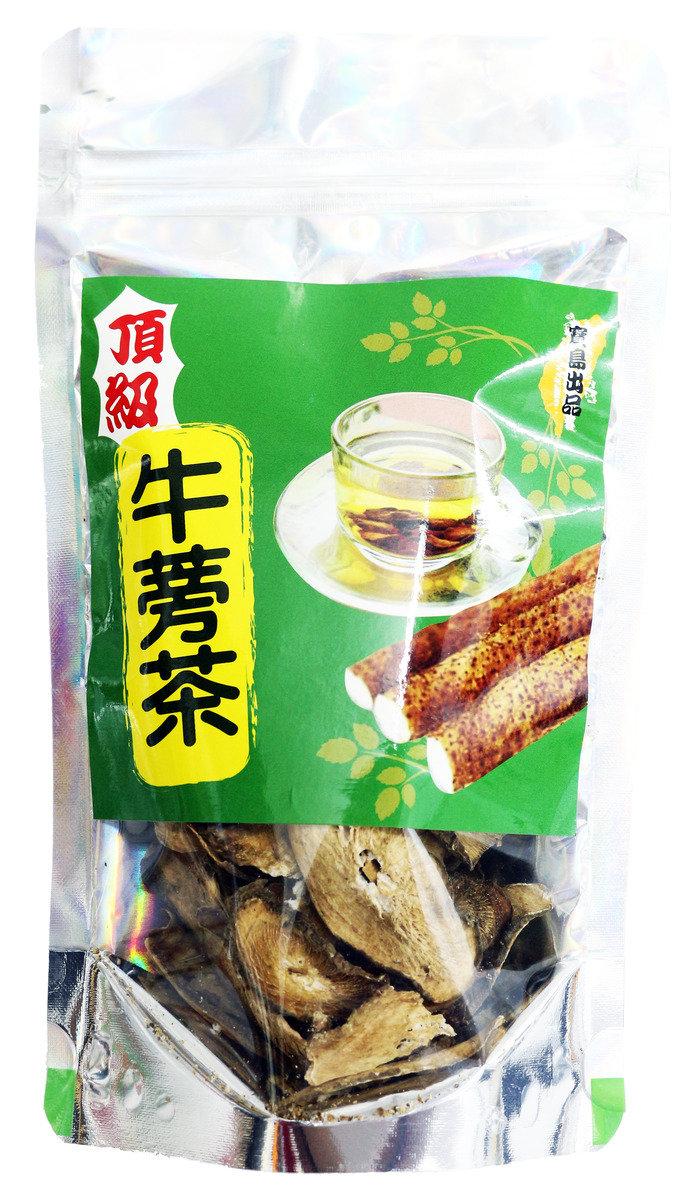 頂柳牛蒡茶片30g