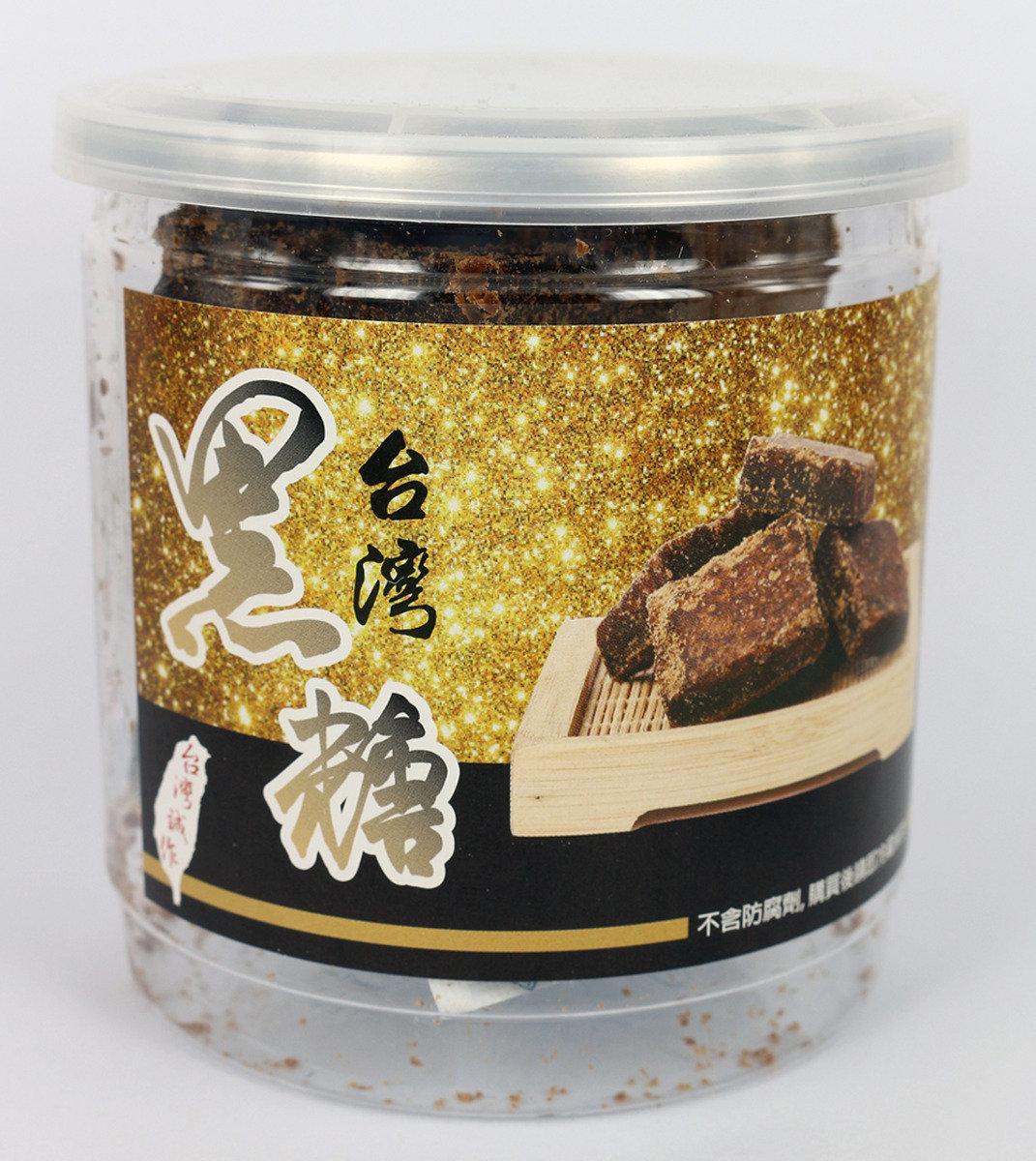 黑糖(原味)罐裝