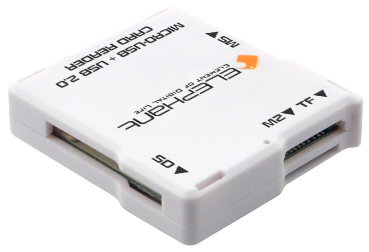 OTG CARD READER