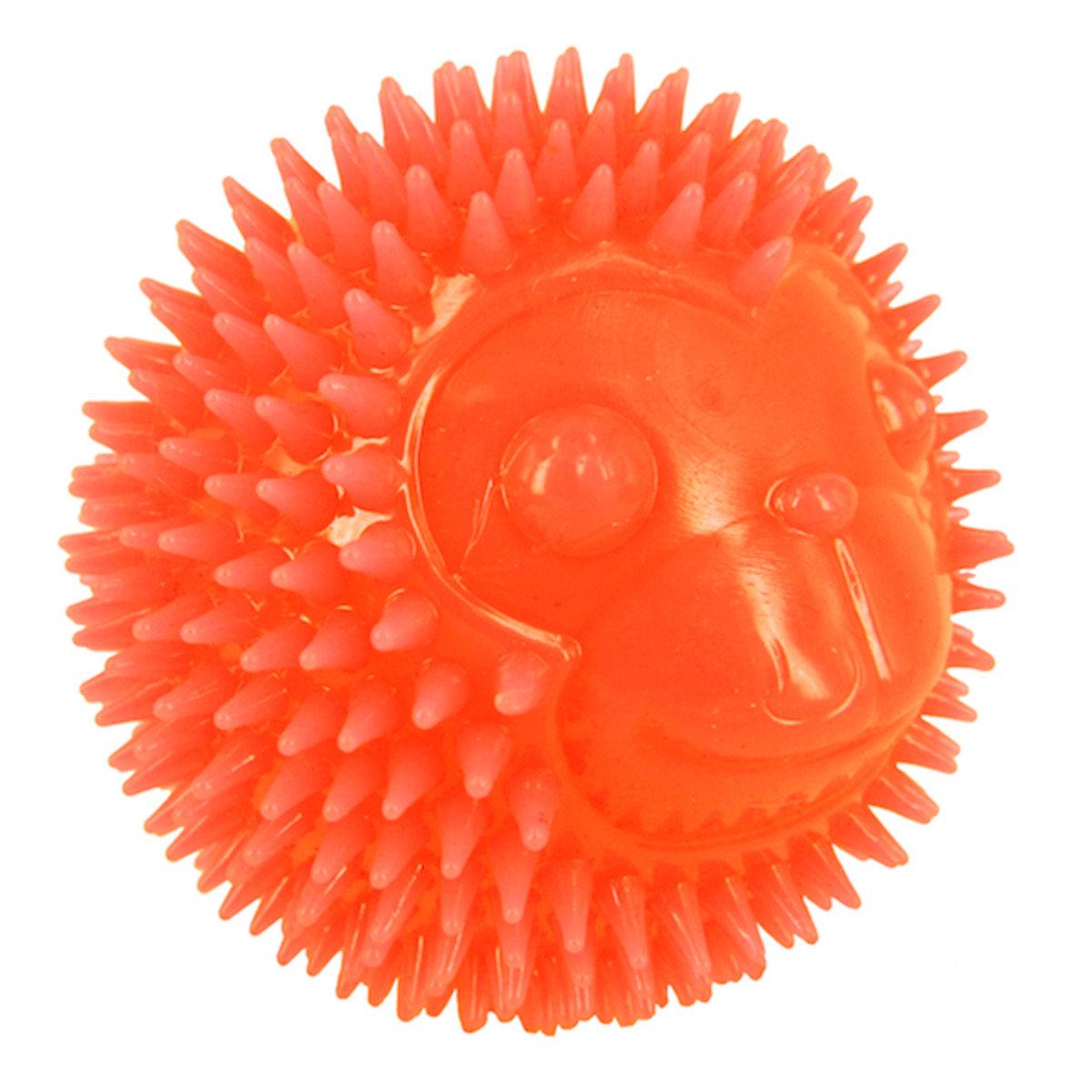 寵物潔齒球(猴、橙色)