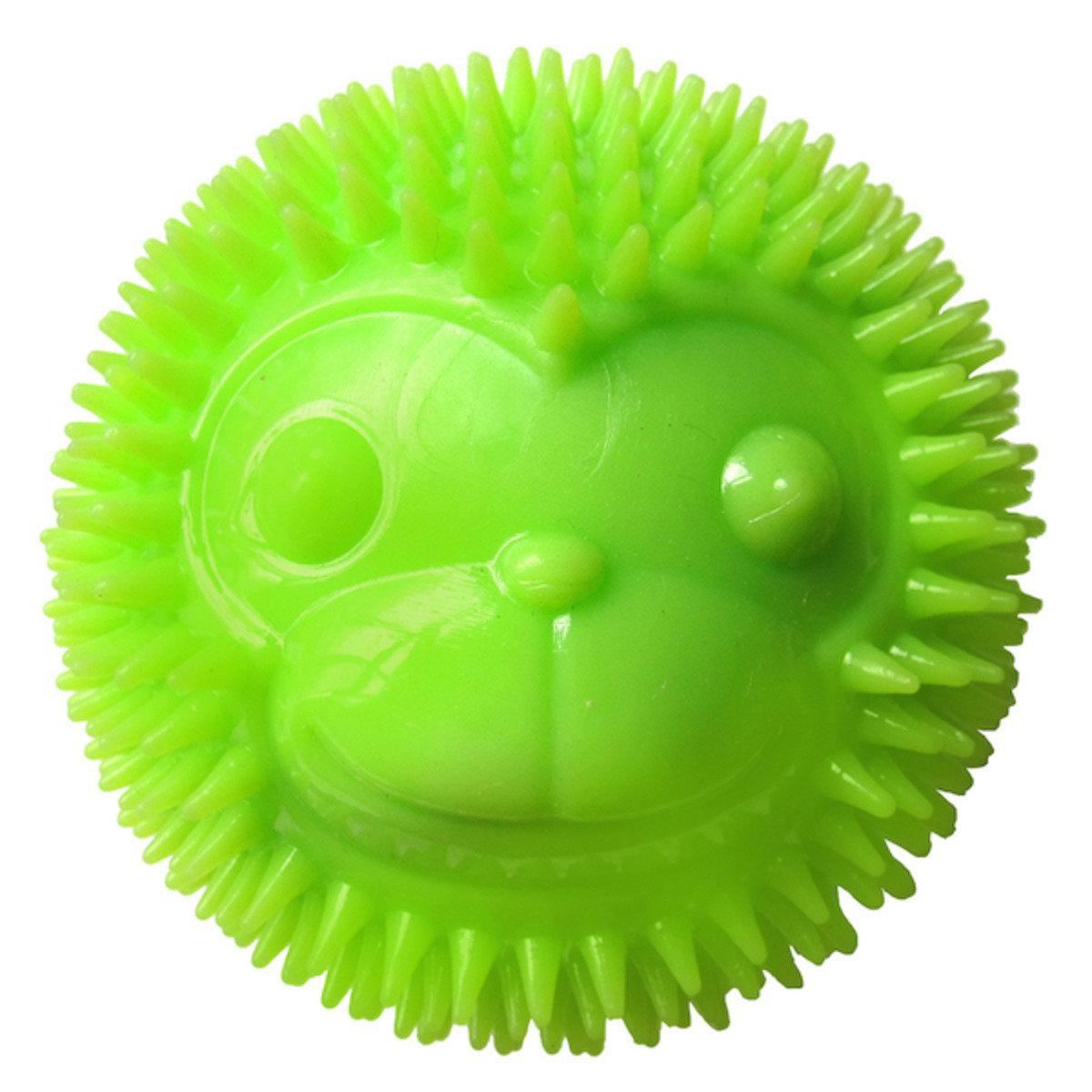 寵物潔齒球(猴、綠色)