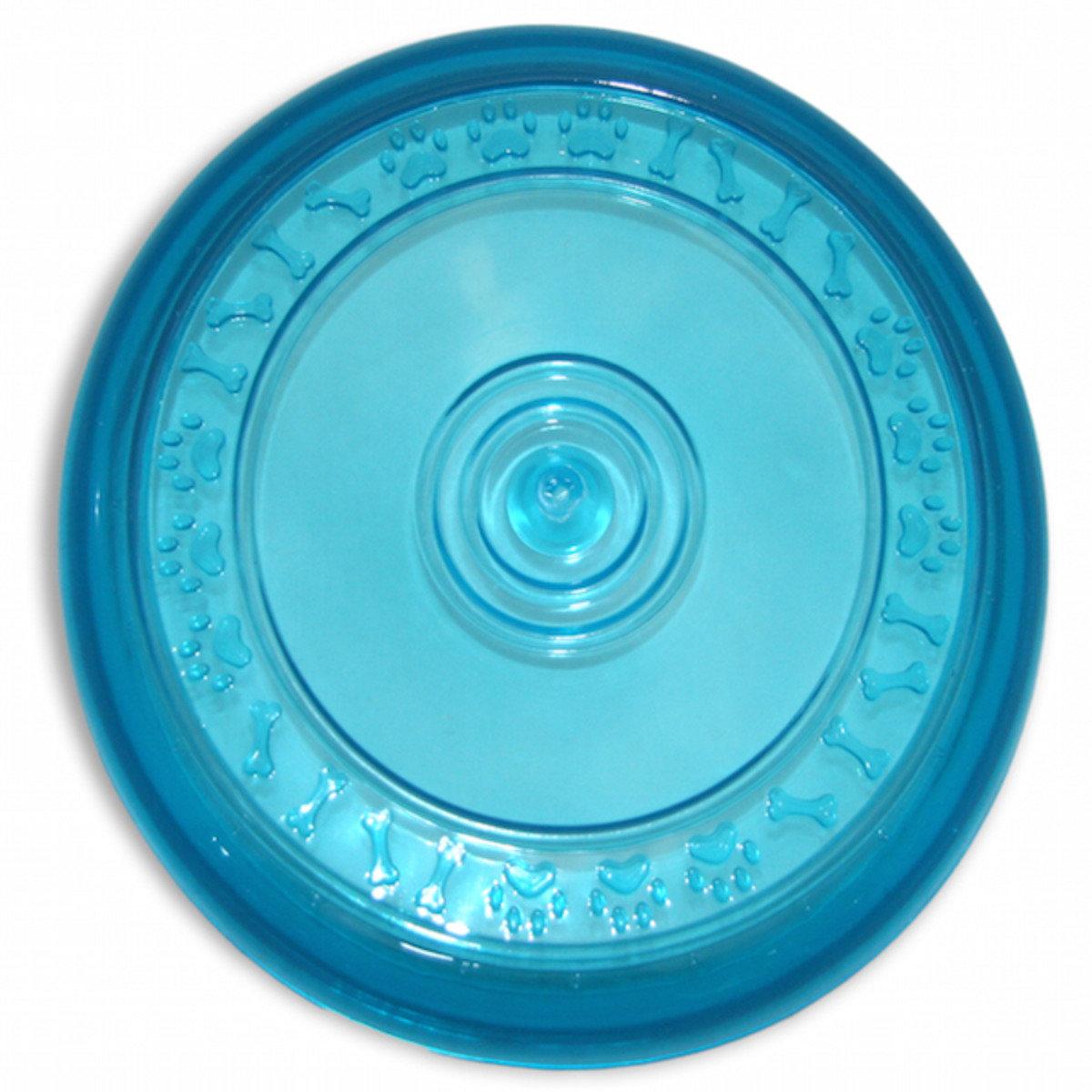 寵物訓練飛盤(藍色)